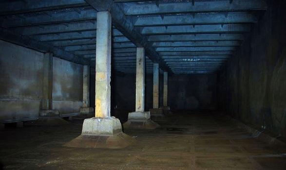 подземное хранилище
