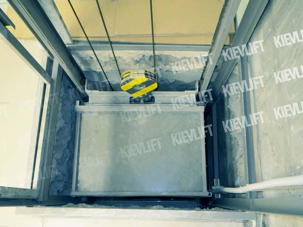Кухонный грузовой лифт своими руками