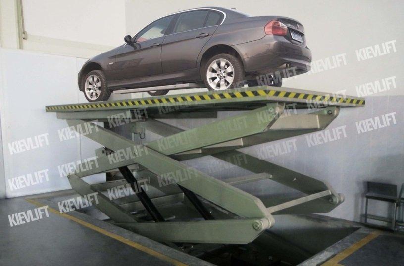 автомобильные гидравлические подъемники