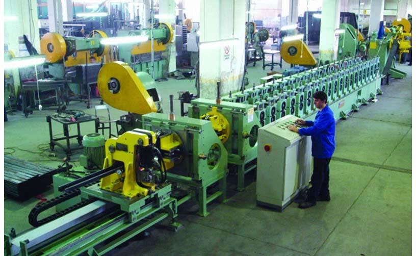 производители стеллажей, стеллажи складские производство