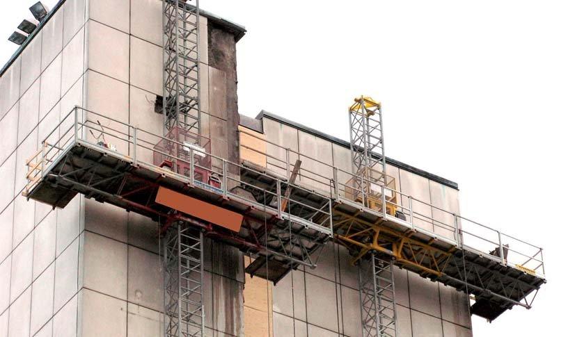 подъемники строительные