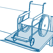 Подъемник для инвалидов