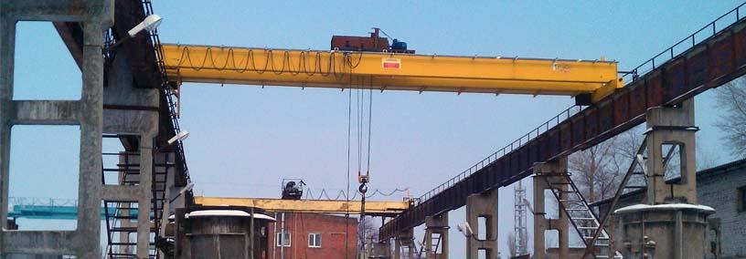 хордовые мостовые краны