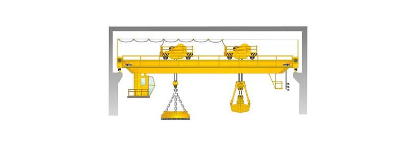 хородовый мостовой кран