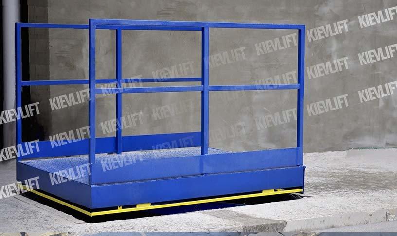 производство стол подъемный гидравлический