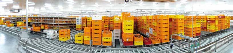 ефективне використання складських приміщень