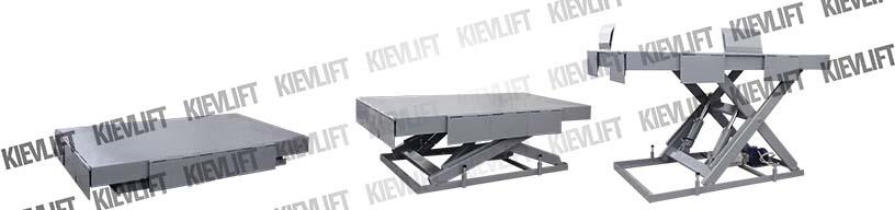 підіймальний стіл