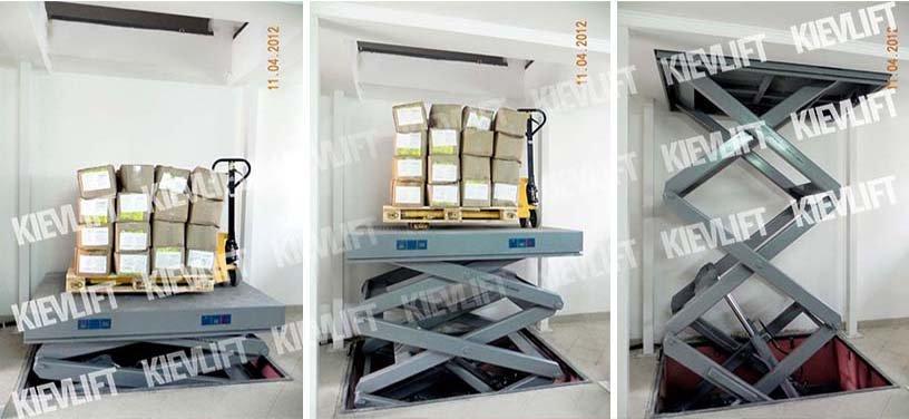 грузовые лифты подъемники
