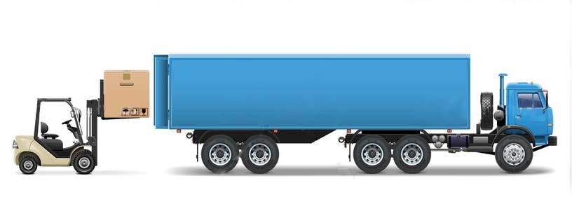 отгрузка грузов