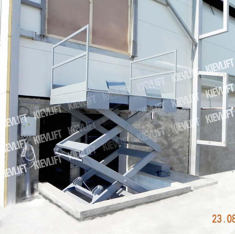 подъёмные столы платформы