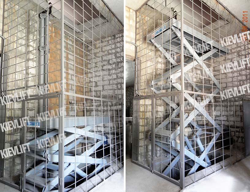 ліфти та підйомники